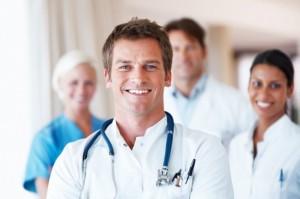 Arzt für Hämorrhoiden